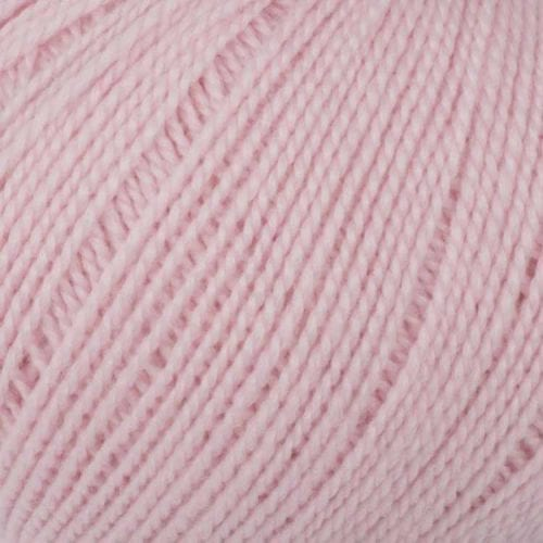 Lanita Touch of Pink Eco wool punch needle weaving