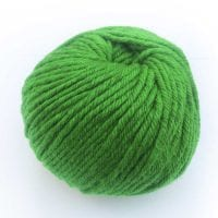 Gordita Green as Grass Ecological Wool