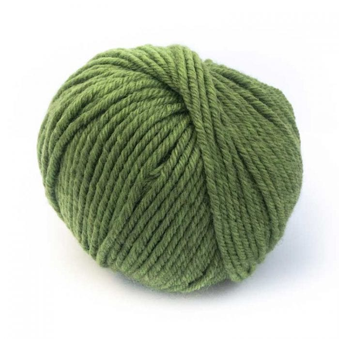 Gordita Olive Ecological Wool
