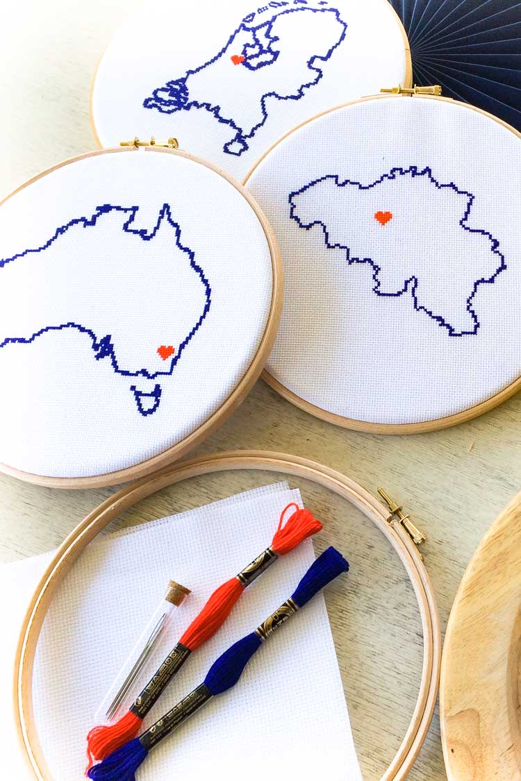 Host a travel themed craft party