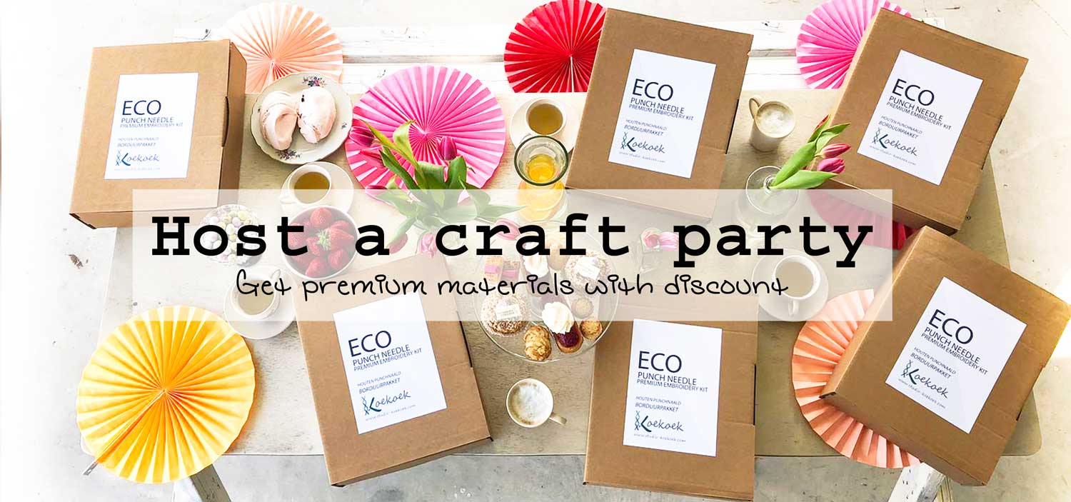 Host the craft party of your life