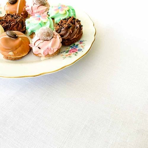 11341 table cloth linen embroidery fabric