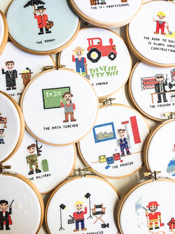Stitch a job design