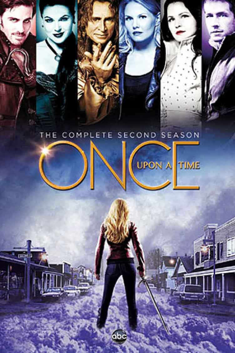once upon a time series to watch while weaving
