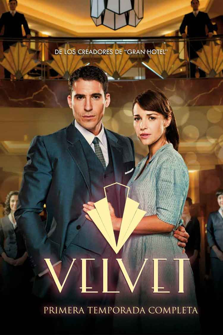 velvet spanish series to watch while crafting
