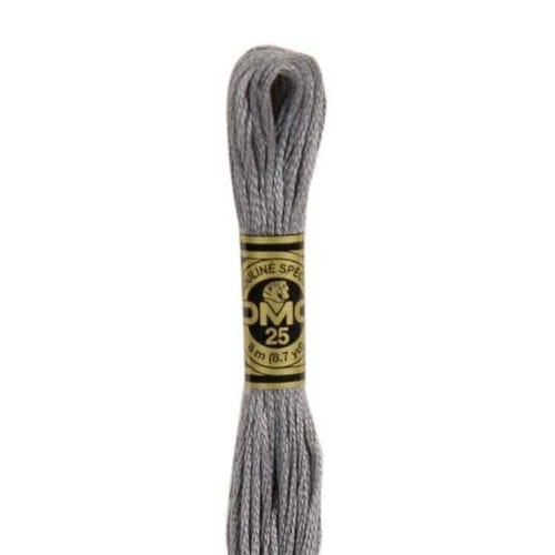 DMC 07 - Embroidery Floss Skein 8m