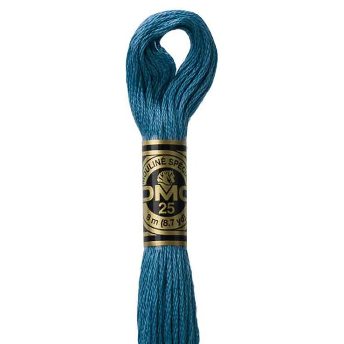 DMC 3760 - Embroidery Floss Skein 8m