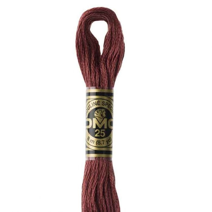 DMC 3858 - Embroidery Floss Skein 8m
