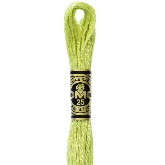 DMC 472 - Embroidery Floss Skein 8m