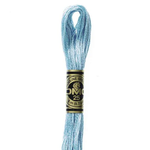 DMC 519 - Embroidery Floss Skein 8m