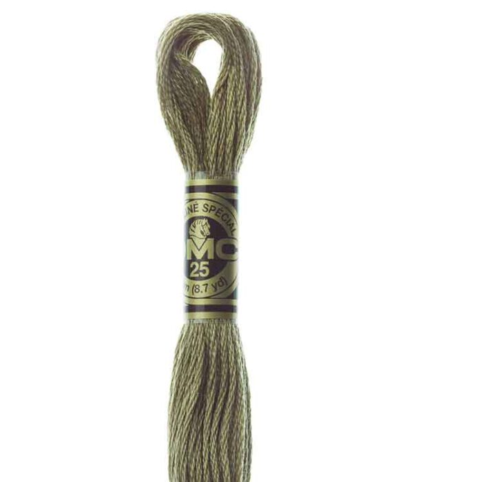 DMC 640 - Embroidery Floss Skein 8m