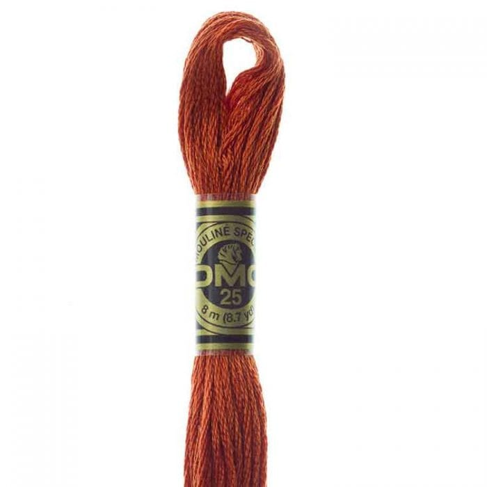 DMC 920 - Embroidery Floss Skein 8m
