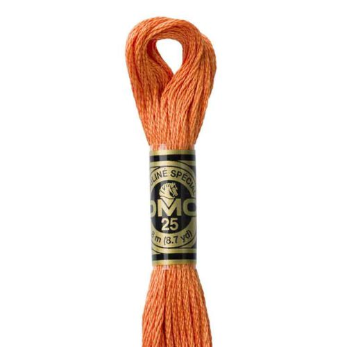 DMC 922 - Embroidery Floss Skein 8m