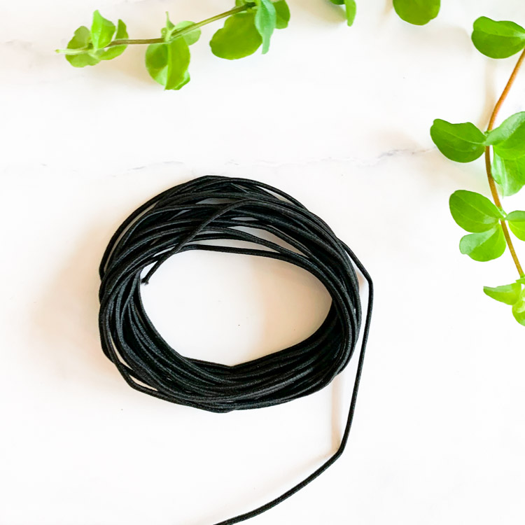 4 meter elastic cord for sewing face masks