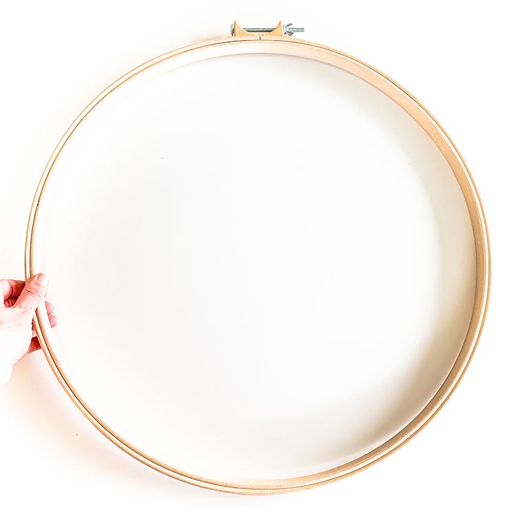 extra large embroidery hoop 53cm quilt hoop