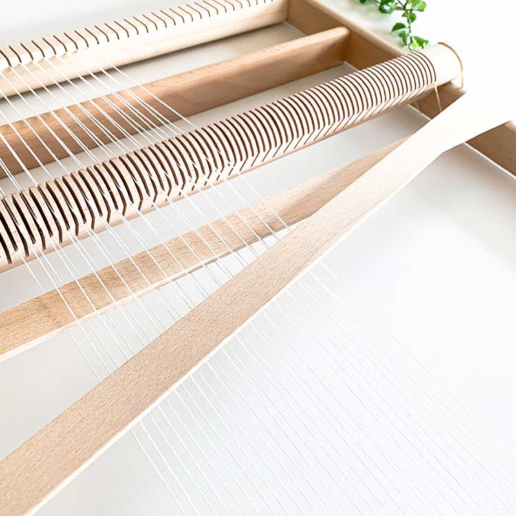 XXL weaving loom Studio Koekoek