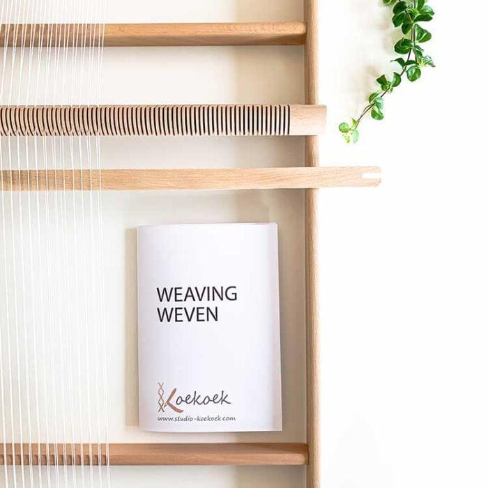 XXL weaving loom Studio Koekoek