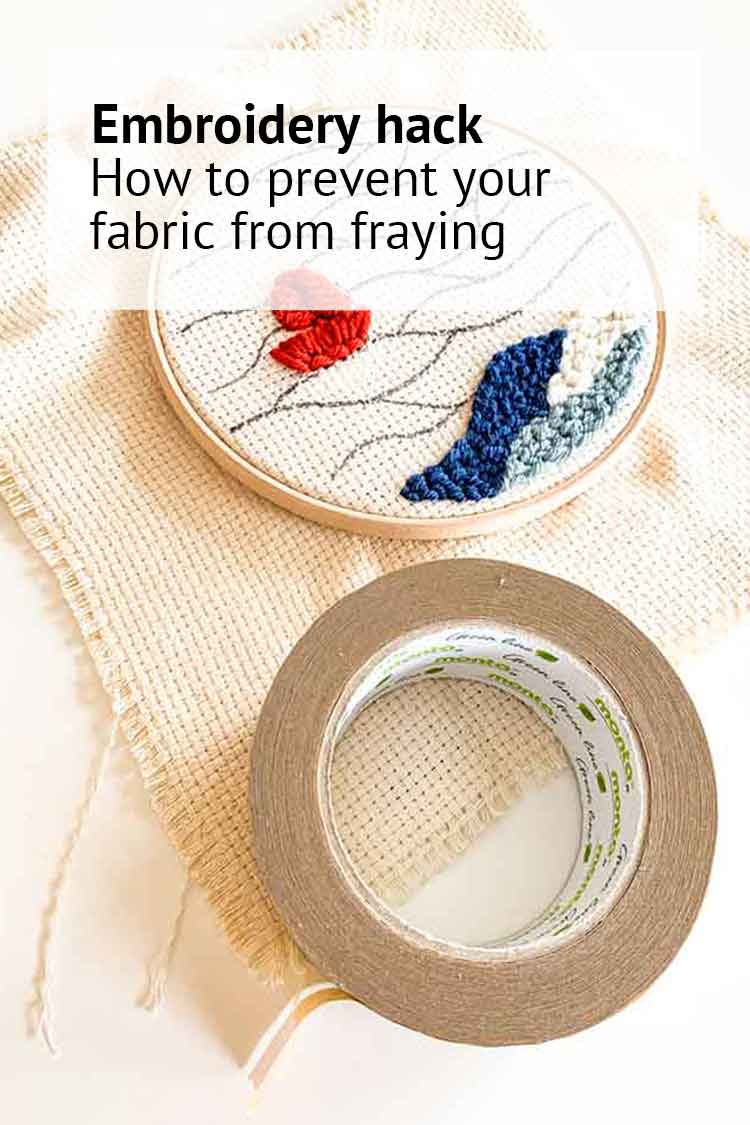 how to prevent your fabric from fraying