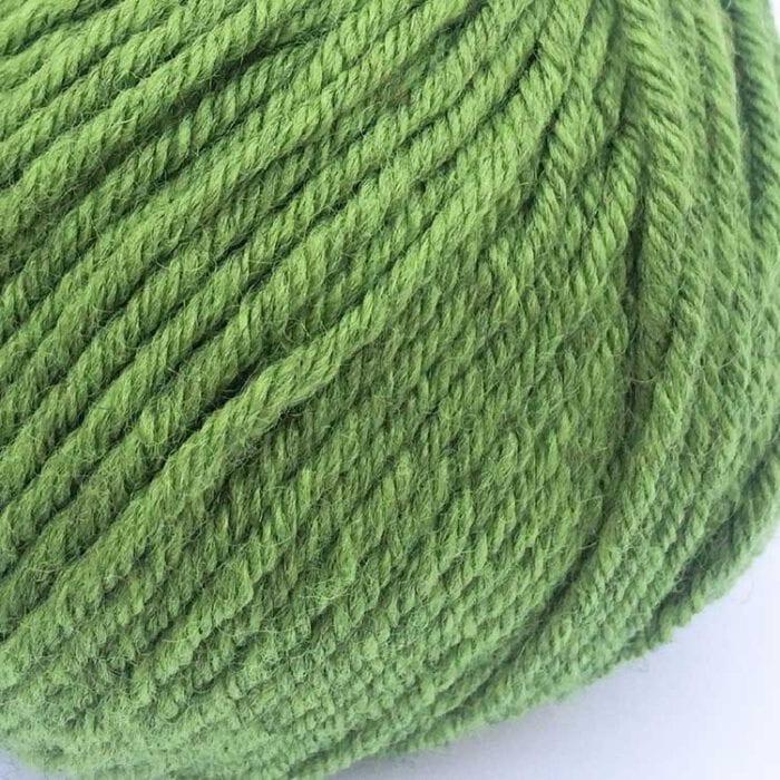 gordita fern green ecological merino wool studio koekoek