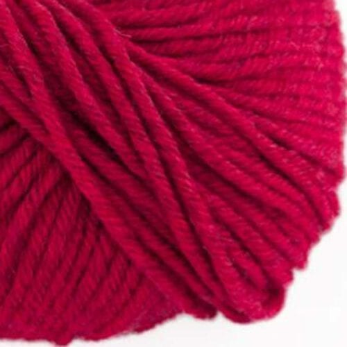 gordita fire red ecological merino wool