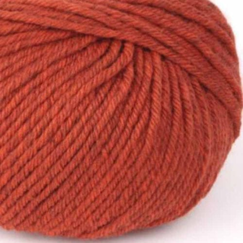 gordita orange ecological merino wool studio koekoek