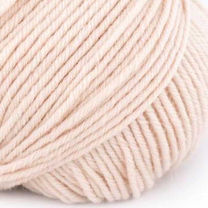 gordita peach ecological merino wool 136