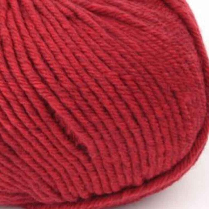 gordita red ecological merino wool studio koekoek