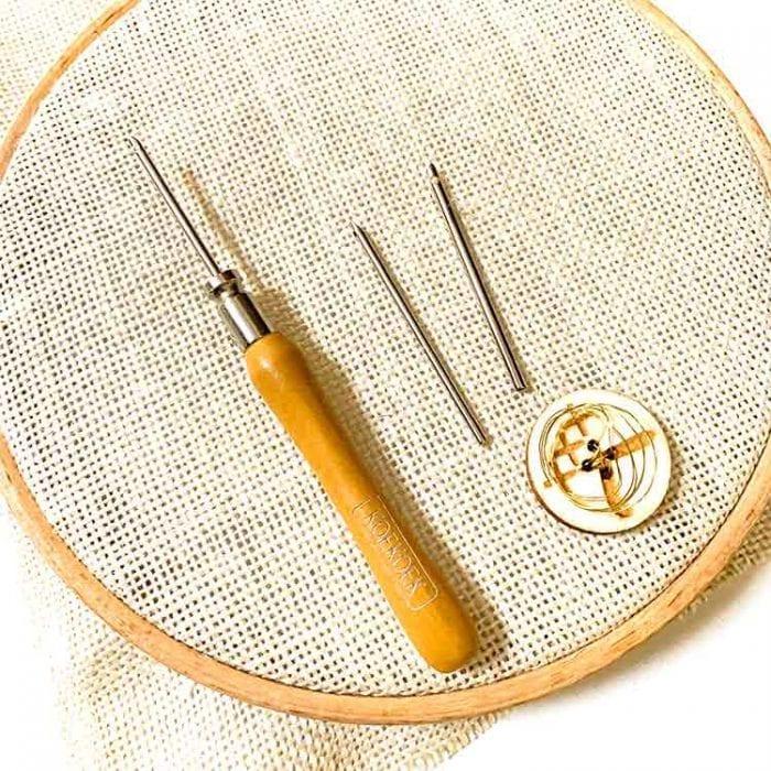 koekoek punch needle set for beginners
