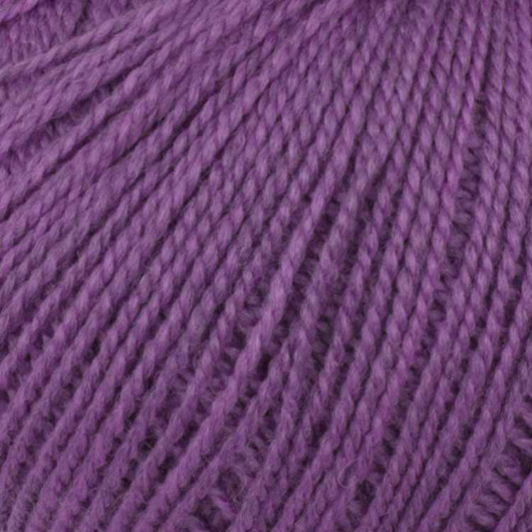 lanita 108 purple ecological wool