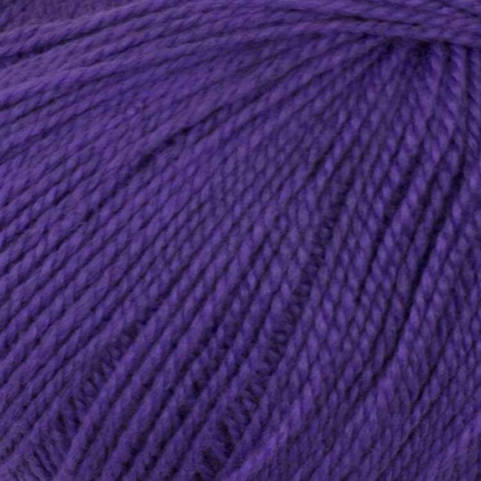 lanita 118 violet ecological wool for punch needle weaving and knitting