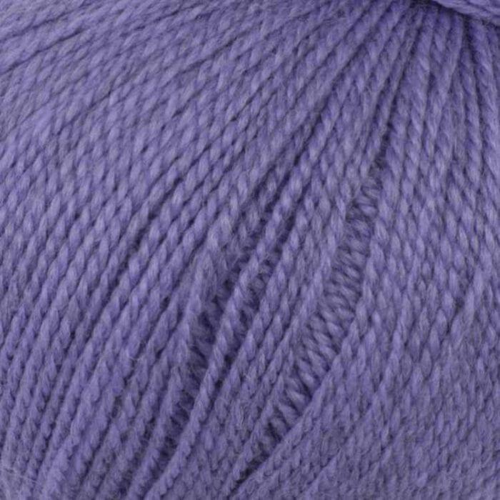 lanita 119 lavender ecological wool