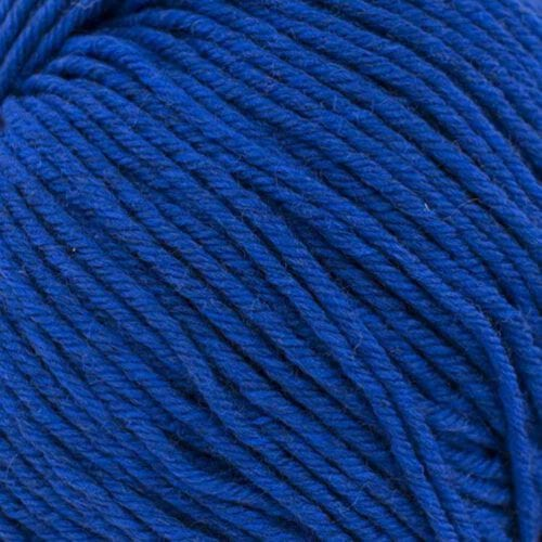 lanita 137 bright blue ecological wool premium