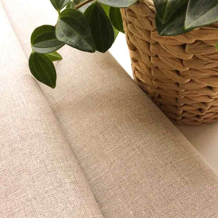 linen 32 undyed evenweave fabric