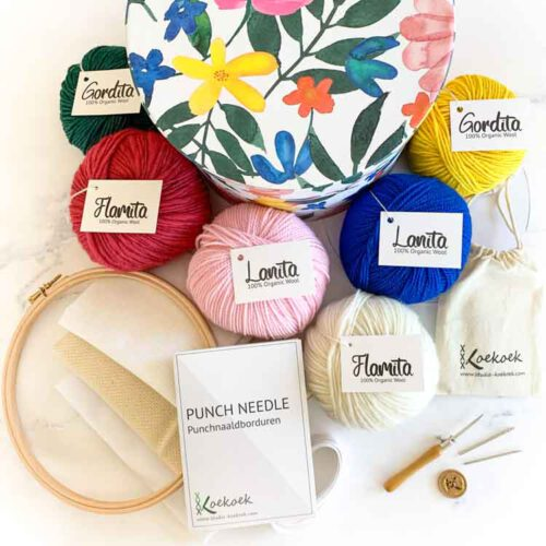 sale summer punch needle starter kit