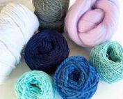 sale weaving fibre mix 30-2