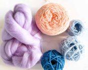 weaving yarn pack