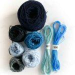 mini weaving yarn pack 6