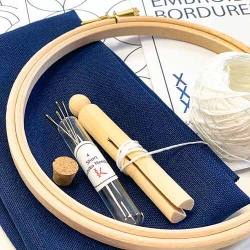 sashiko starter kit