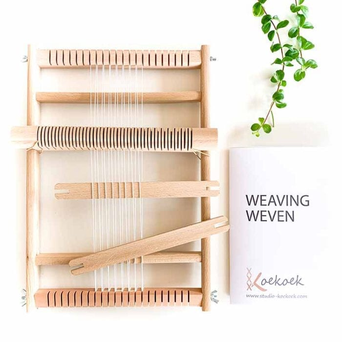 small weaving loom Studio Koekoek