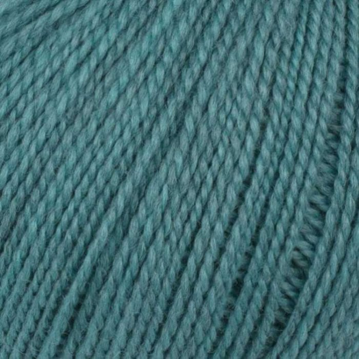 Turquoise lanita ecologische wol
