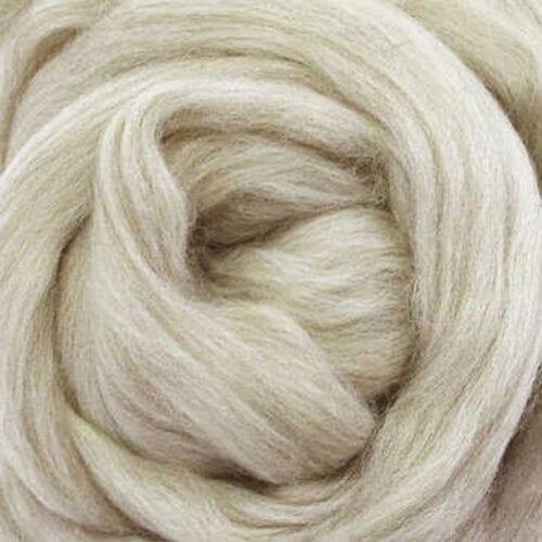 undyed australian wool roving