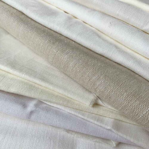 vintage cotton linnen fabrics for embroidery
