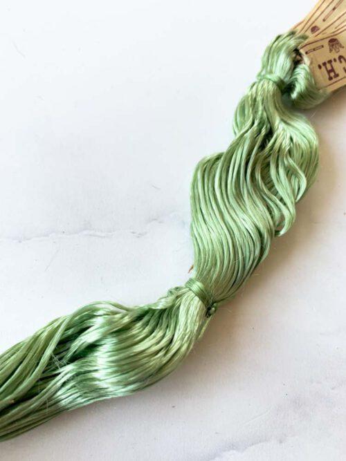 vintage silk embroidery thread 53-2