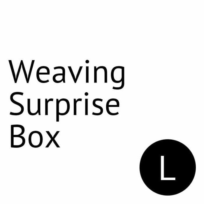 weaving surprise box L